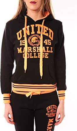 Conjunto Jogging United Marshall naranja Naranja naranja ...