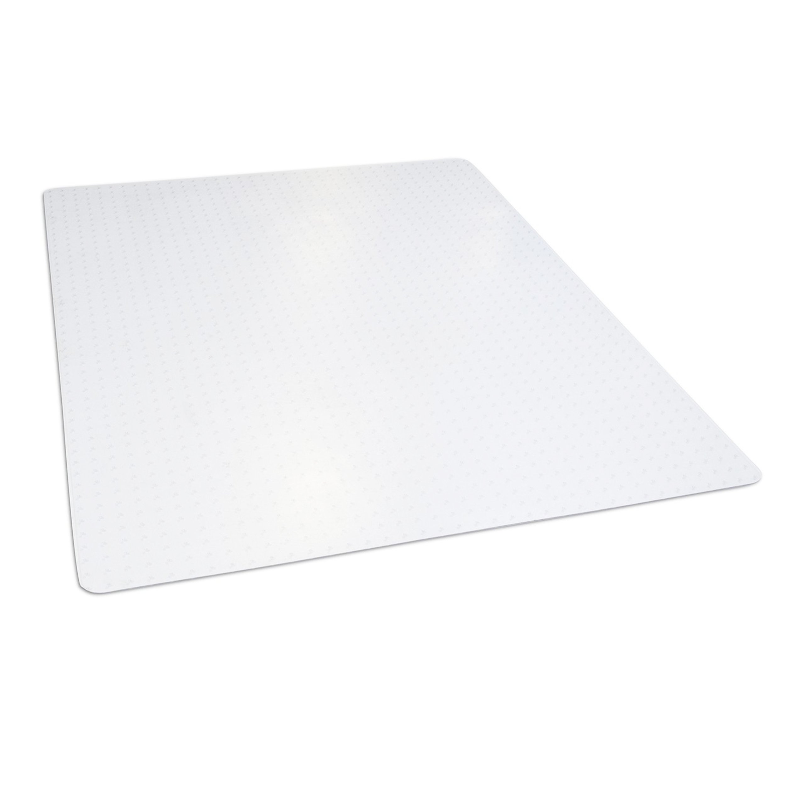 Dimex 46''x 60'' Clear Rectangle Office Chair Mat For Low And Medium Pile Carpet, Made In The USA, BPA And Phthalate Free, C532001J