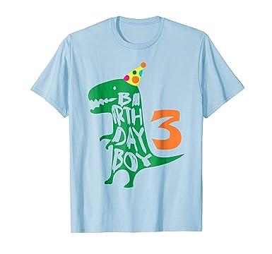Mens Birthday Boy 3 T Shirt