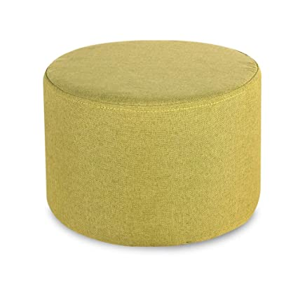 Amazon.com: MXX Stool, Low Stool,Cushion Tatami Futon Round ...