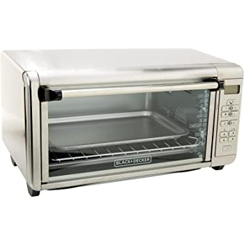 Amazon Com Black Decker To3290xsd Extra Wide Toaster Oven