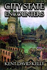 City State Encounters: Castle Oldskull Gaming Supplement CSE1 (Volume 3) Paperback