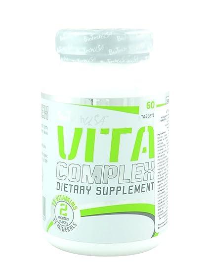 Biotech USA Vita Complex Vitaminas y Minerales - 800 gr