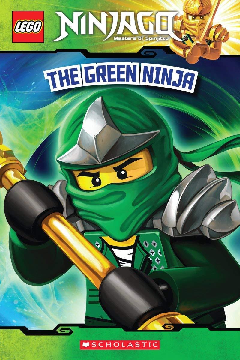 Amazon.com: The Green Ninja (LEGO Ninjago: Reader ...