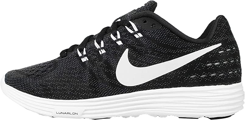 Anthracite/White Womens Running Shoes