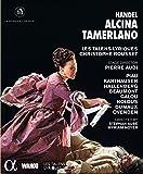 Alcina, drame en trois actes, HWV34 (1735) - Tamerlano, opéra en trois actes, HWV18 (1724) [Blu-ray]