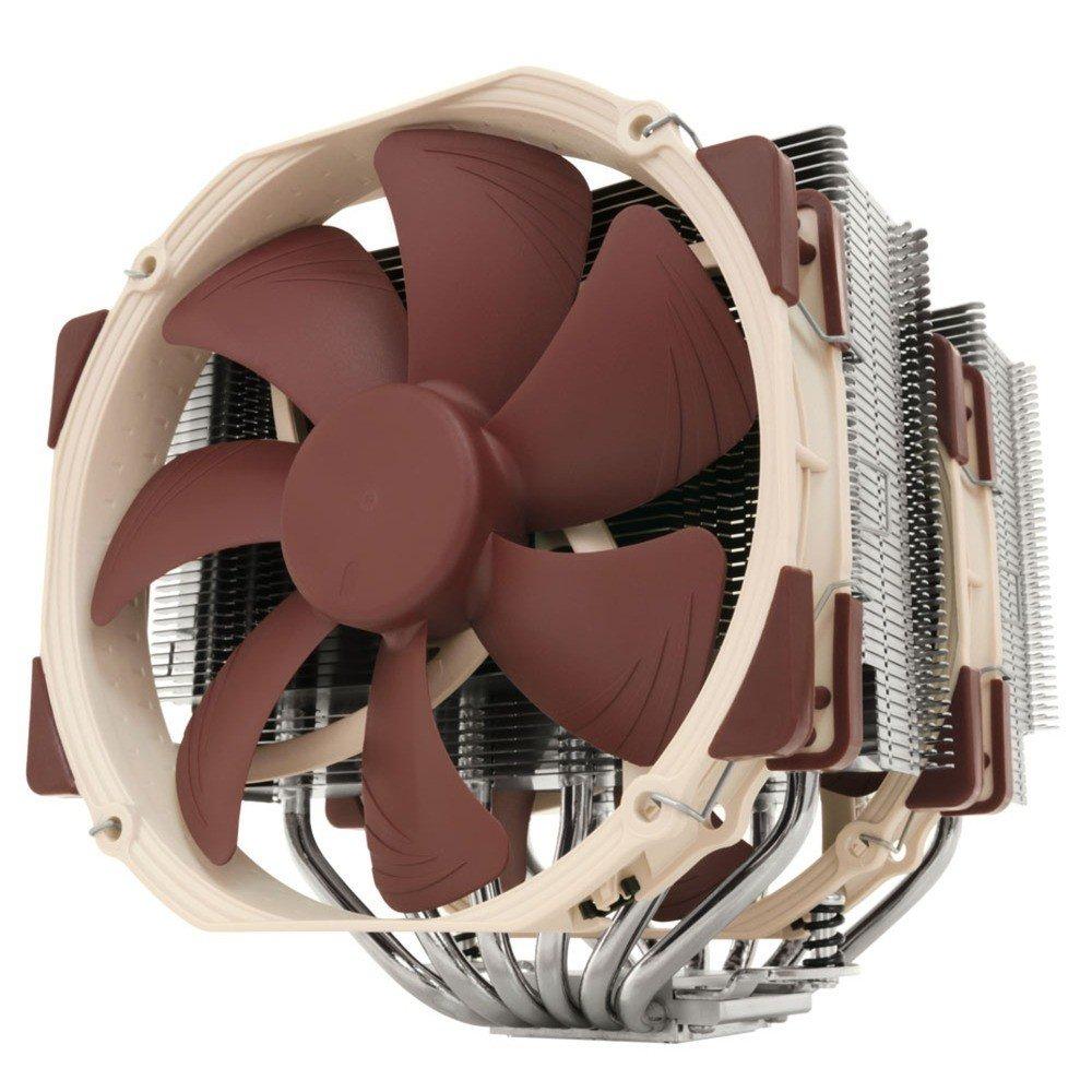 Cpu Cooler Noctua Nh-d15, Premium Cpu Cooler With 2x Nf-a15