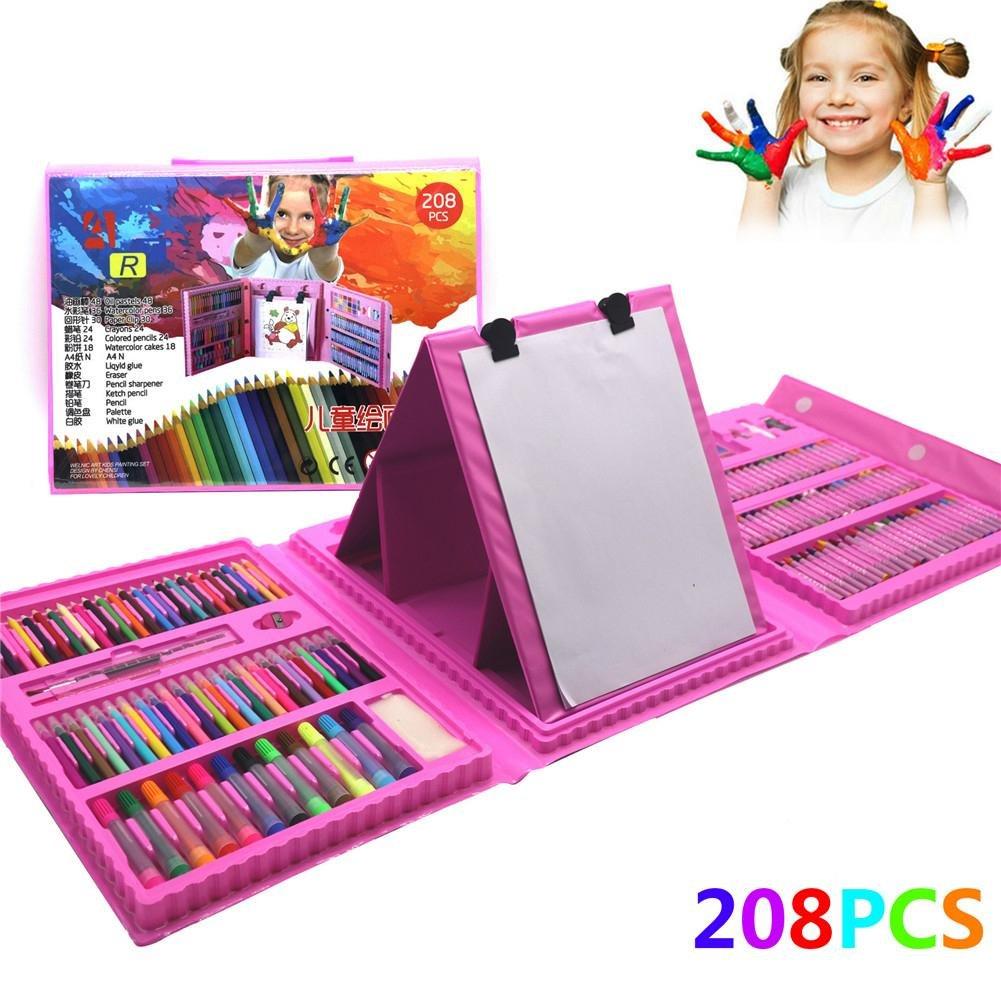 Pepional 208PCS Set De Peinture Pour Enfants,Stylo ...