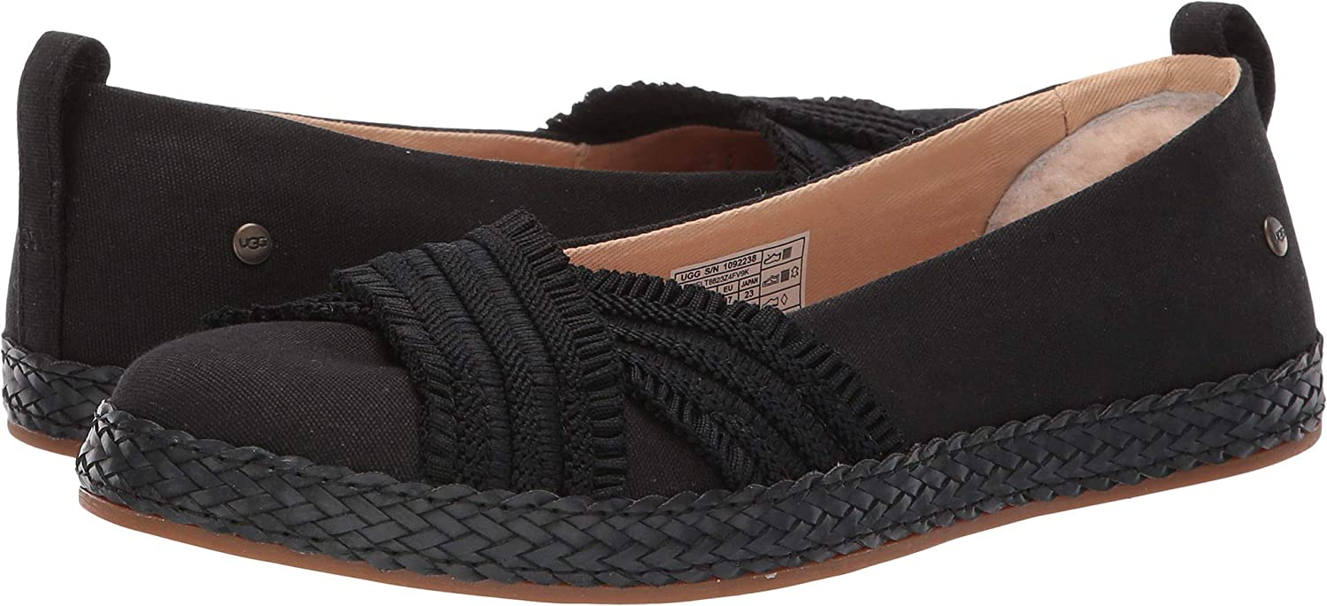 6cfa70e2489 Amazon.com | UGG Women's Ynez Black 5 B US | Shoes