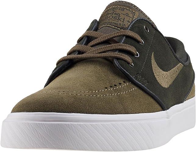 Oxido anillo enjuague  Nike Skate Shoe Men Zoom Stefan Janoski Skate Shoes: Amazon.co.uk: Sports &  Outdoors