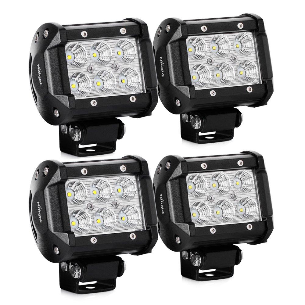 Nilight LED Light Bar 0600537017658