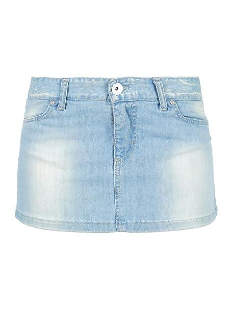 new concept 98cbe 3f379 X-CAPE Minigonna di Jeans