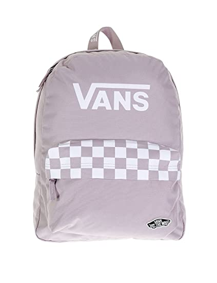 Vans Sporty Realm Backpack Rucksack, 42 cm, 22 liters, Rosa (Sea Fog ...
