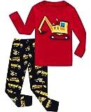 Little Pajamas 100% Cotton Long Sleeve Toddler Pjs