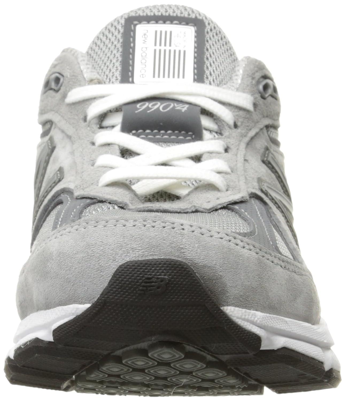 New Balance Women's W990V4 Run Shoe W, GreyCastlerock 6 D US