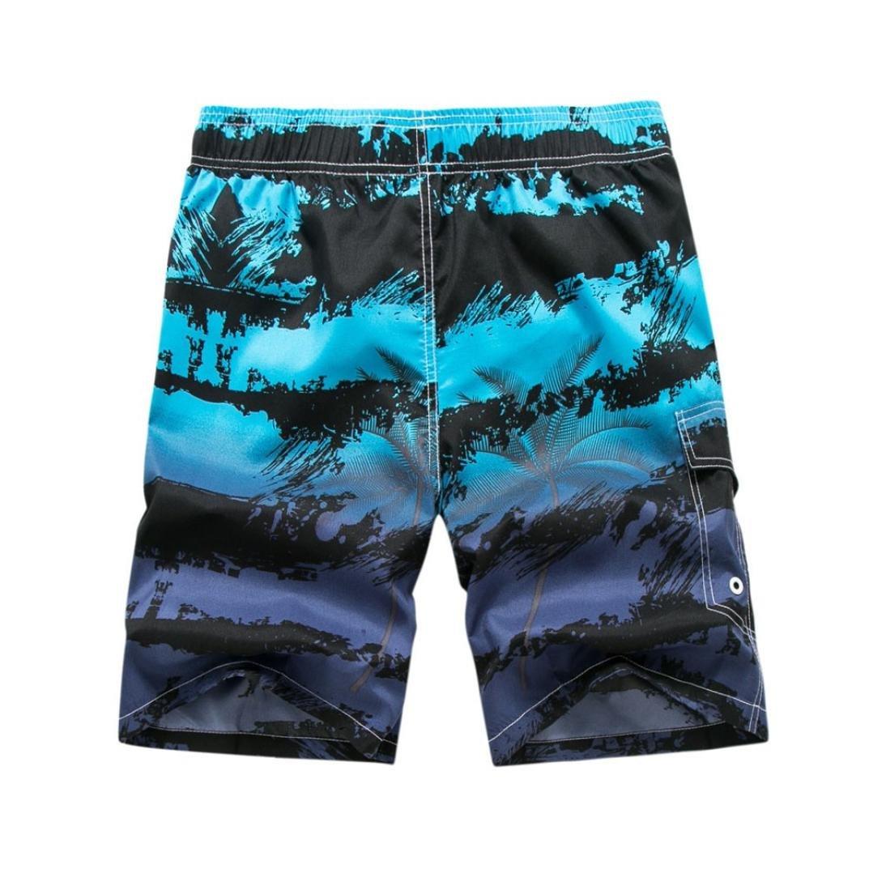 Longay Mens Plus Size Shorts Swim Trunks Quick Dry Beach Surfing Running Swimming Watershort Knickers