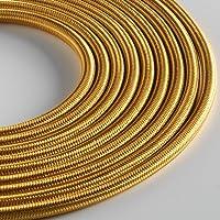 Klartext – Cable textil redondo luminoso para iluminación
