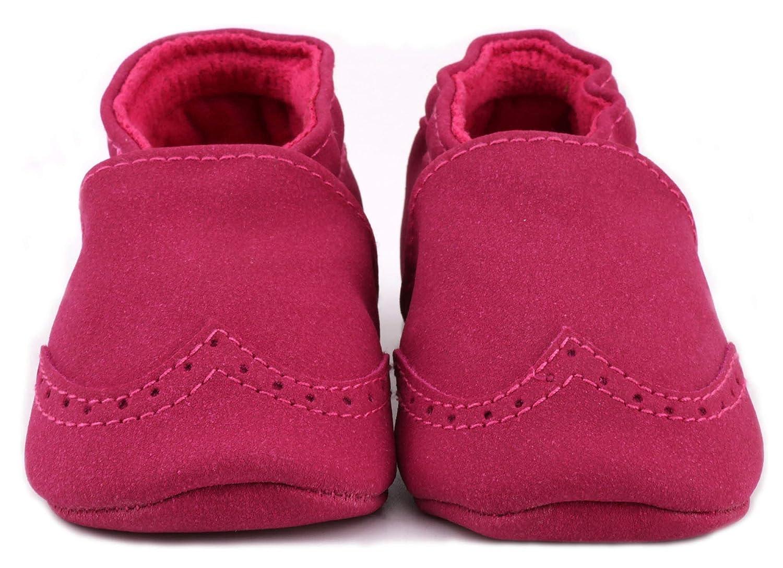 Anrenity Baby Boys Girls Loafer Toddler First Walker Infant Crawling pre-Walkers Slip on Shoes DX-001