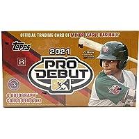$99 » 2021 Topps Pro Debut HOBBY Baseball box (24 pk)