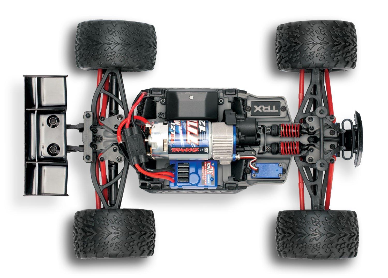 buy traxxas 71054 e revo electric monster truck 1 16 scale online at rh amazon in manuel traxxas e-revo brushless e-revo brushless manual pdf