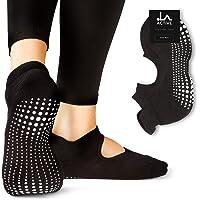 LA Active Grip Socks - Yoga Pilates Barre Non Slip - Ballet