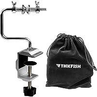 THKFISH Enrollador de Línea de Pesca Cola Sistema Tackle con Ventosa Abrazadera