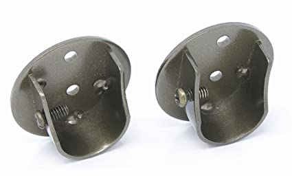 Urbanest Set Of 2 Inside Mount Brackets For 7 8 Inch To 1