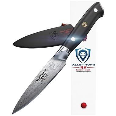 DALSTRONG Paring Knife - Shogun Series - AUS-10V- Vacuum Treated - 3.5  Paring Knife