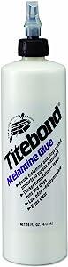 Titebond Melamine Glue, 16 Ounces