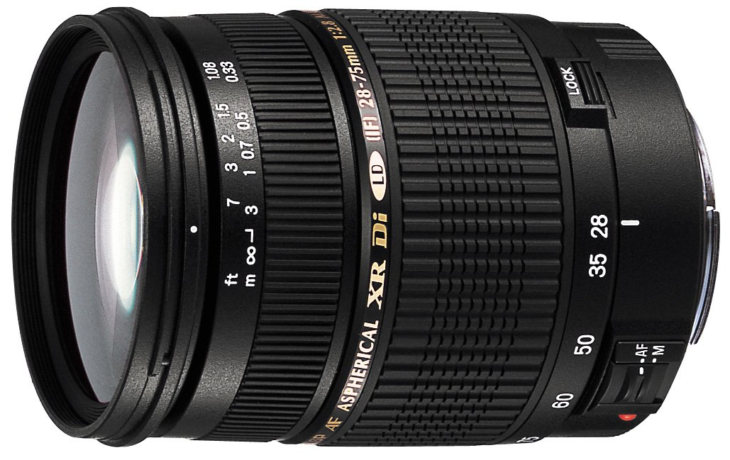 Tamron AF 28-75mm f/2.8 SP XR Di LD Aspherical (IF) Lens for Pentax Digital SLR Cameras (Model A09P)