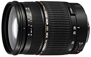 Review Tamron AF 28-75mm f/2.8
