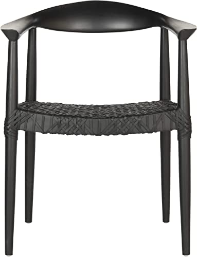Safavieh Home Bandelier 17-inch Boho Modern Woven Arm Chair