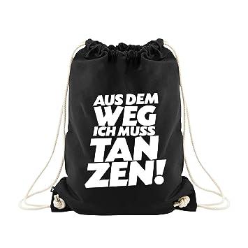 f555493613bfc VISUAL STATEMENTS Sportbeutel – bedruckter Beutel mit Spruch – eine schöne  Sport-Tasche  aus