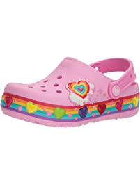 Crocs Unisex-Child Crocband Fun Lab Lights CLG l Clog