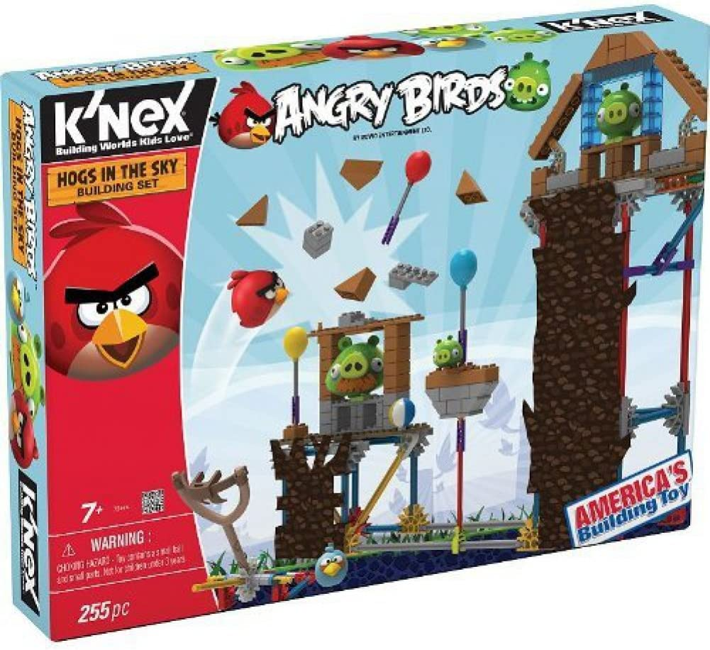 Angry Birds Hogs in the Sky Building Set by K'NEX by K'Nex