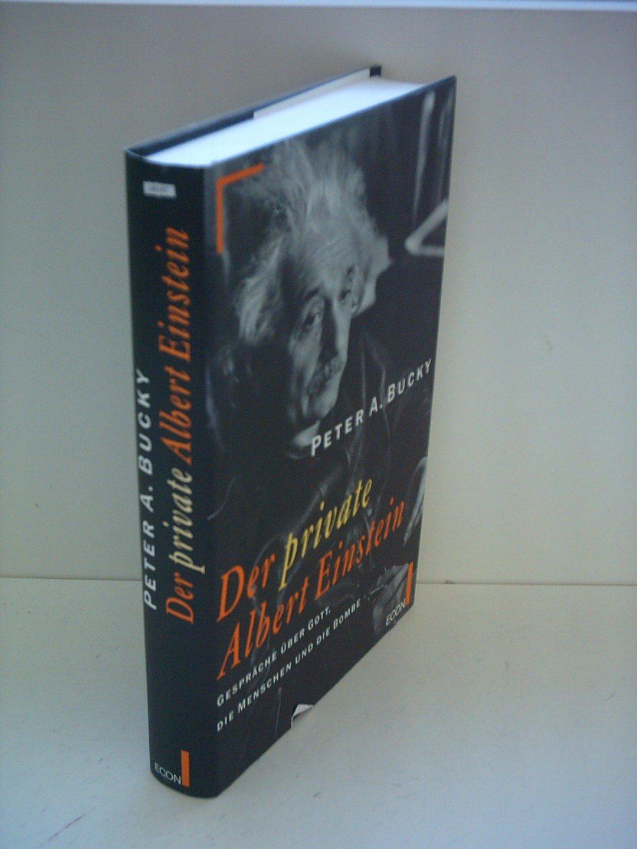 Der private Albert Einstein