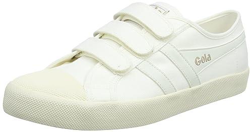 Gola Coaster Velcro Off White, Zapatillas para Hombre: Amazon.es: Zapatos y complementos