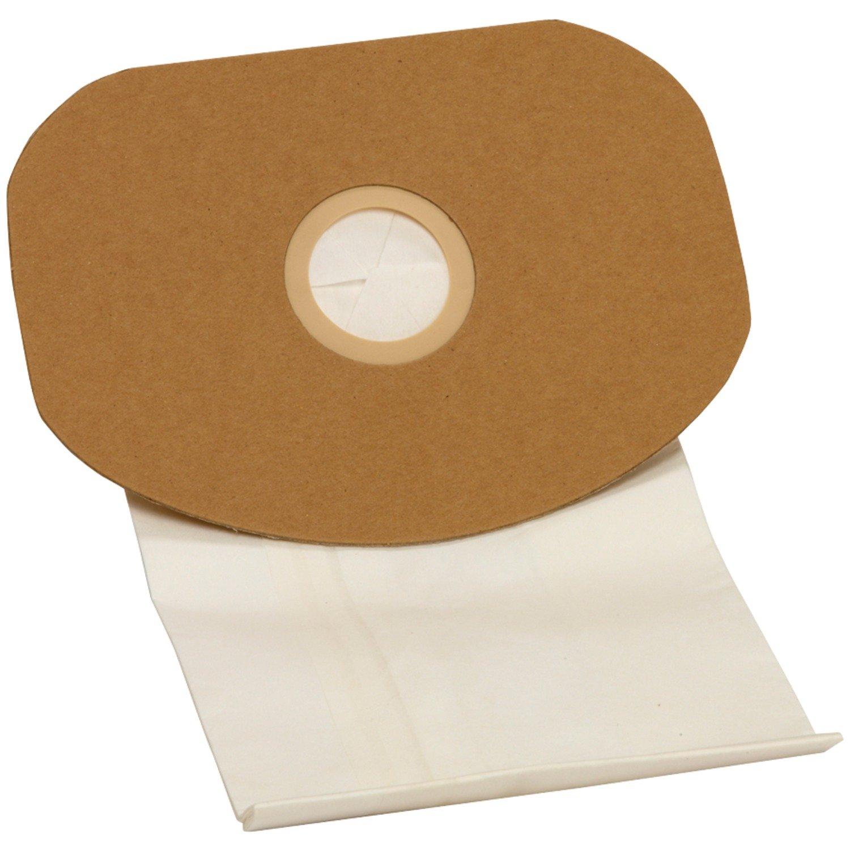 Carpet Pro 06.415 Paper Vacuum Bags for Backpack Vacuum, 10-Pack