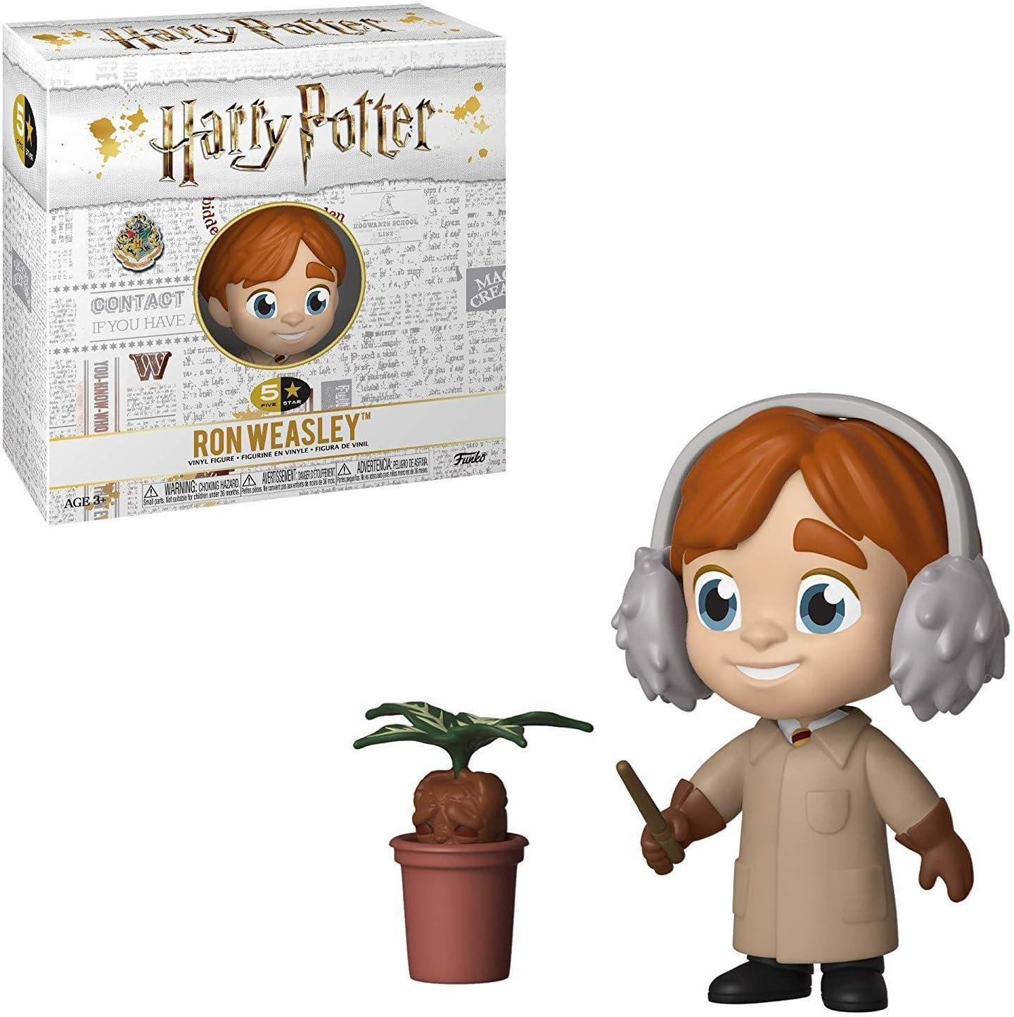 Funko Pop Harry Potter Ron Weasley, Multicolor (37265), 6.4 x 6.4 x 9.5 cm: Amazon.es: Juguetes y juegos