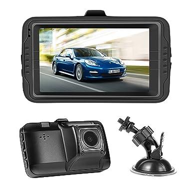 """nexgadget Dash Cam 3.0 """"pantalla FHD 1080 P Cámara para salpicadero de coche vehículo"""