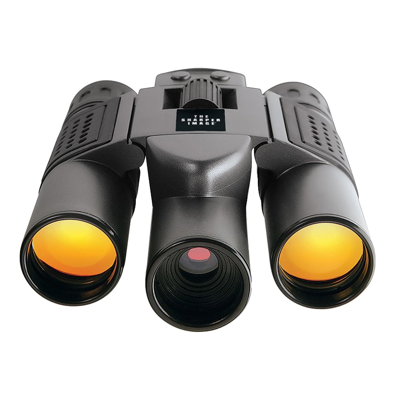 Top 1 Sharper Image 10x25 Digital Camera Binoculars