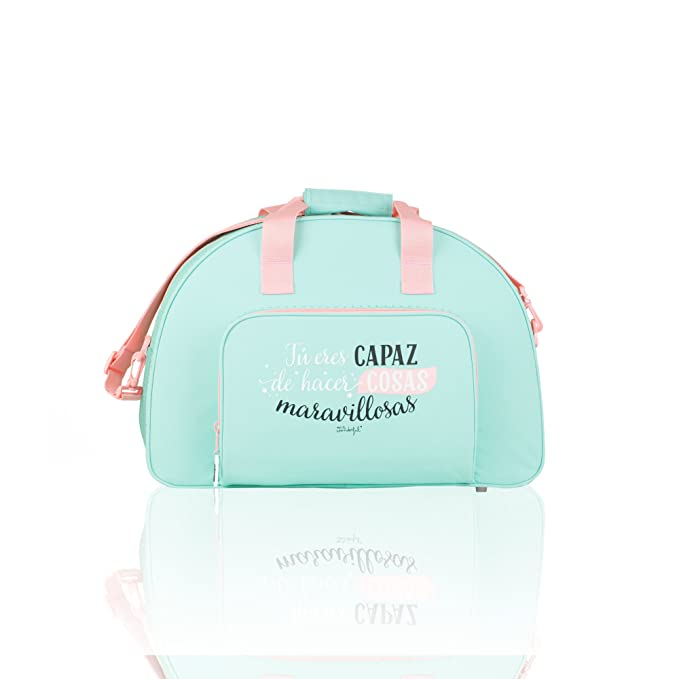 Safta Mr. Wonderful Bolsa de Deporte, 20 litros, Color Verde ...