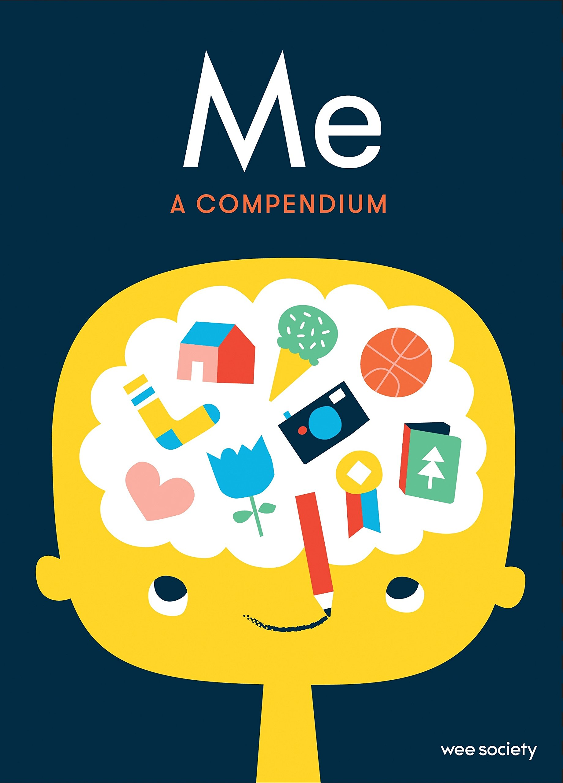 Me Compendium Fill Journal Kids