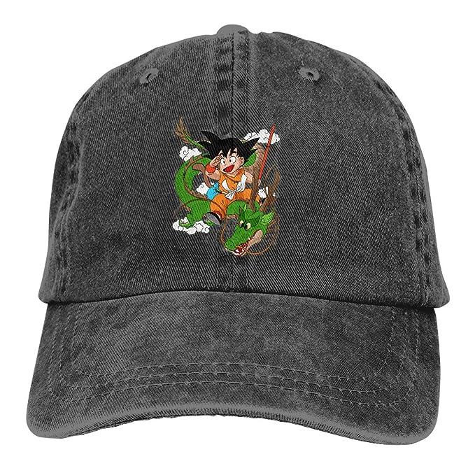 Baseball Cap Gorras para Hombres Dad Cap Polo Hat Gorras De Mujer Dragon Ball Goku T