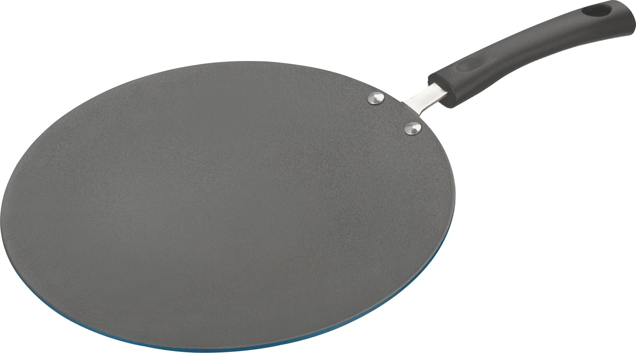 Vinod NS265 26.5cm Nonstick Concave Tawa, 10-Inch