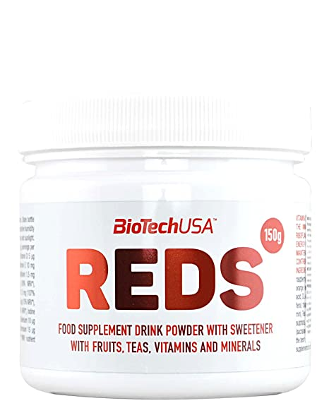 Biotech USA RedS Vitaminas y Minerales - 150 gr