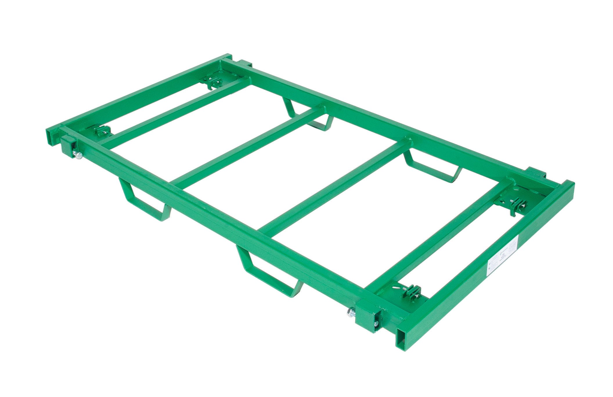 Greenlee GMX Multi-Purpose Base Cart, No Casters