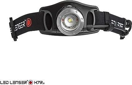 Led Lenser H7R.2 7298 - Linterna frontal, color negro [Importado ...