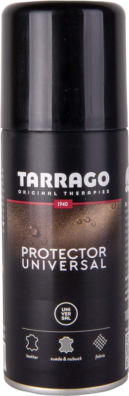 Tarrago | Protector Universal 100 ml | Spray Impermeabilizante para Calzado | Para Superficies de Cuero y Textiles | Protege del Agua y Lluvia | ...