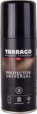 Tarrago | Protector Universal 100 ml | Spray Impermeabilizante para Calzado | Para Superficies de Cuero y Textiles | Protege del Agua y Lluvia | Invisible